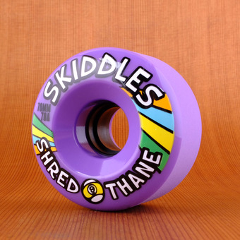 Sector 9 Skiddles 70mm 78a Wheels - Purple
