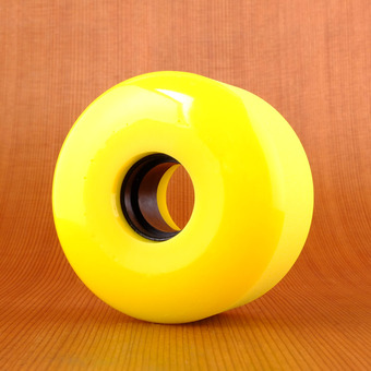 Sector 9 Skiddles 70mm 78a Wheels - Yellow