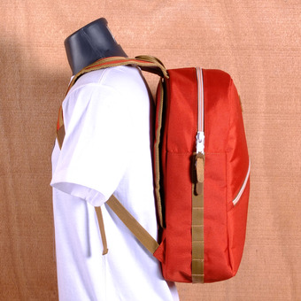 Poler Drifter Backpack - Burnt Orange