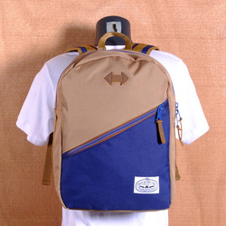 Poler Drifter Backpack - Khaki/Navy