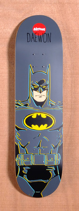 "Almost Daewon Batman DC Comics 8.25"" Skateboard Deck"
