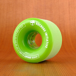 Arbor Bogart 61mm 82a Wheels - Green