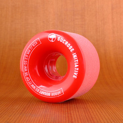 Arbor Bogart 61mm 82a Wheels - Red