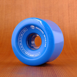 Arbor Mosh 65mm 82a Wheels - Blue
