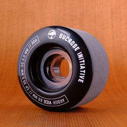 Arbor Vice 69mm 80a Wheels - Black