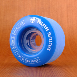 Arbor Vice 69mm 80a Wheels - Blue