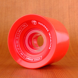 Arbor Summit 71mm 78a Wheels - Red