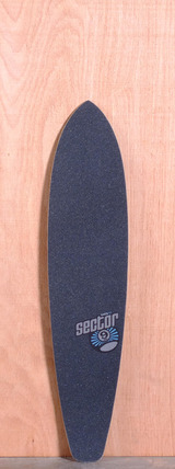 "Sector 9 38"" Green Machine Longboard Deck"