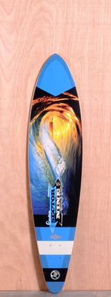 "Sector 9 40"" Ledger Longboard Deck"