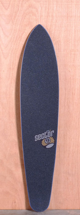 "Sector 9 43.5"" Super Tubes Longboard Deck"