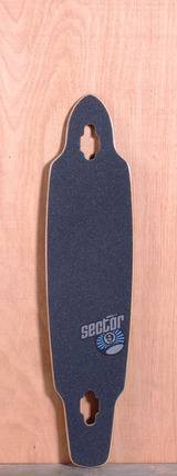 "Sector 9 39"" Horizon Longboard Deck - Grey"
