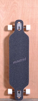 "Madrid 39"" Bird Longboard Complete - Drop Through"