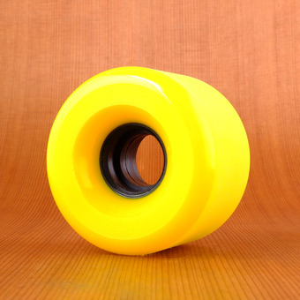 Sector 9 Nineball 64mm 78a Wheels - Yellow