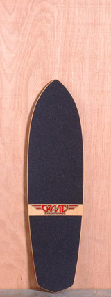 "Gravity 36"" Moonlight Cruiser Longboard Deck"