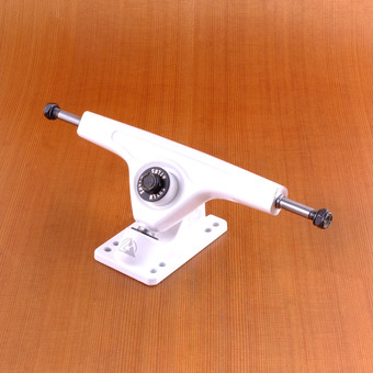Atlas 180mm Trucks - White
