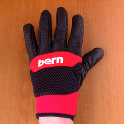 Bern Haight Slide Gloves - Red