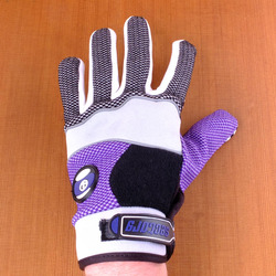 Sector 9 Apex Slide Gloves - Purple