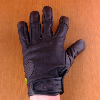 Sector 9 Driver II Slide Gloves - Black