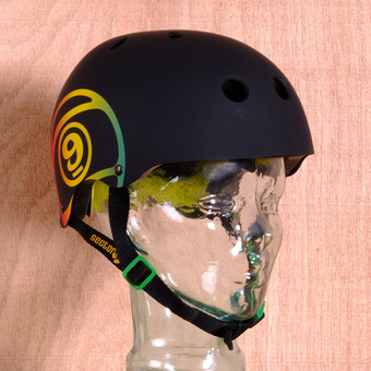 Sector 9 Logic II CPSC Helmet - Black