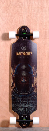 "Landyachtz 38.5"" Drop Speed Longboard Complete"