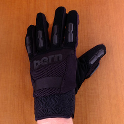 Bern Fulton Slide Gloves - Black