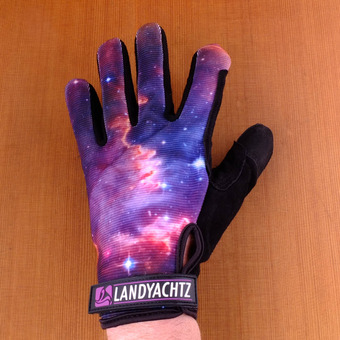 Landyachtz Space Slide Gloves