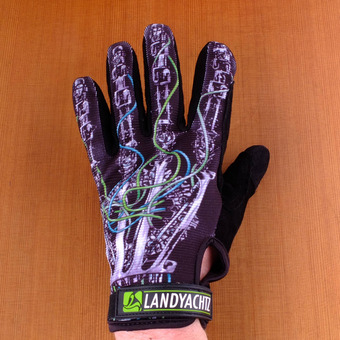 Landyachtz Robot Slide Gloves