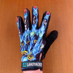 Landyachtz Zombie Slide Gloves