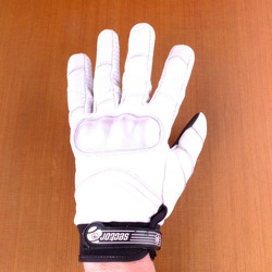 Sector 9 Boxer Slide Gloves - White