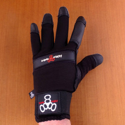 Triple 8 Downhill Slide Gloves