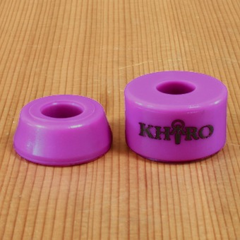 Khiro Standard Barrel 98a Purple Bushings