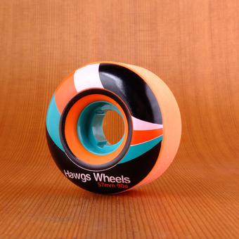 Hawgs Street 57mm 90a Wheels - Orange