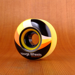 Hawgs Street 57mm 82a Wheels - Yellow