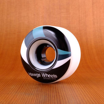 Hawgs Street 57mm 99a Wheels - White