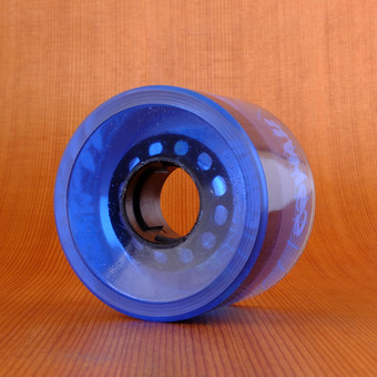 Hawgs Micro Monster 63mm 78a Wheels - Blue