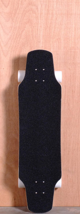 """Never Summer 37"""" Admiral Longboard Complete"""
