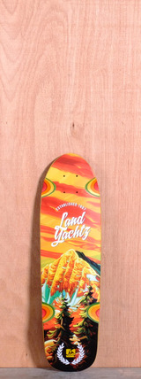 "Landyachtz 28.5"" Dinghy Longboard Deck - Mountains"