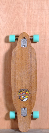 "Sector 9 36.5"" Striker Longboard Complete - Red"