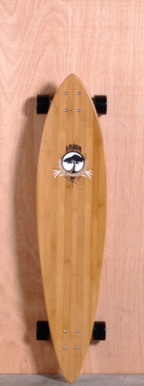 "Arbor 39"" Fish Longboard Complete - Bamboo"