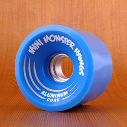 Hawgs Turbo Mini Monster 70mm 78a Aluminum Core Wheels