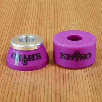 Khiro KBAC2 98a Purple Bushings