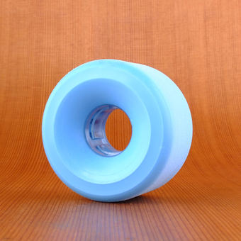 Metro Micro Motion 63mm 83a Wheels - Blue
