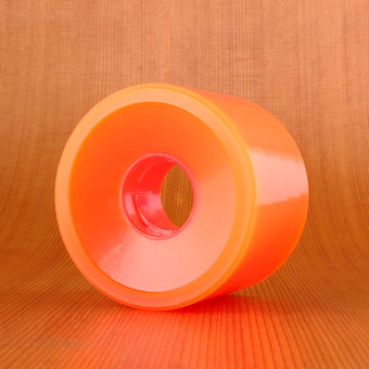 Metro Retro 63mm 78a Wheels - Orange