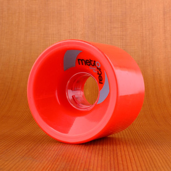 Metro Retro 63mm 78a Wheels - Red