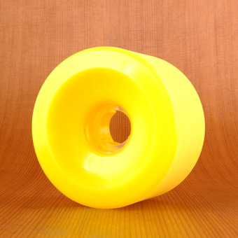 Metro Motion 70mm 78a Wheels - Yellow