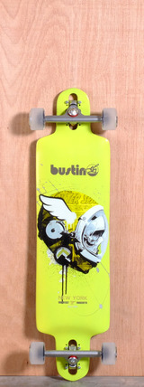 "Bustin 37"" Ibach Longboard Complete"