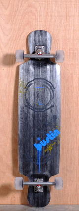 "Bustin 42"" Boombox Pro Longboard Complete"