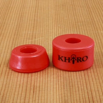 Khiro Standard Barrel 90a Bushings - Red