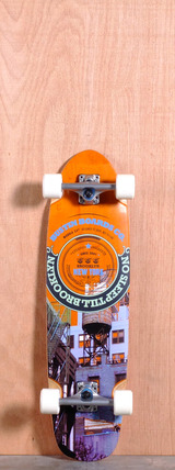 "Bustin 33"" Modela Longboard Complete - Brooklyn Tower"