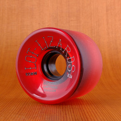 GoldCoast Lot Lizards 65mm 83a Wheels - Red